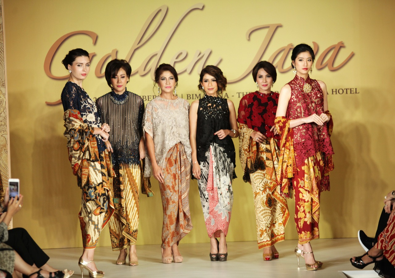 Golden Java Collection Launch Danar Hadi Batik